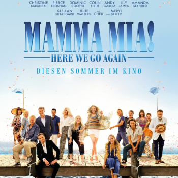 Mamma mia - Here we go again !!