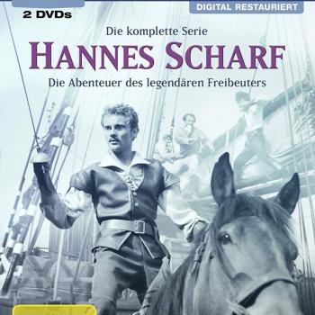 "Rezension - ""Hannes Scharf"" - DDR - Kurzserie"